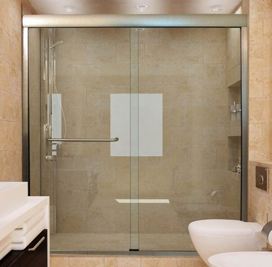 Box de Vidro para o Banheiro Santo André - Box de Vidro para Banheiro Fumê