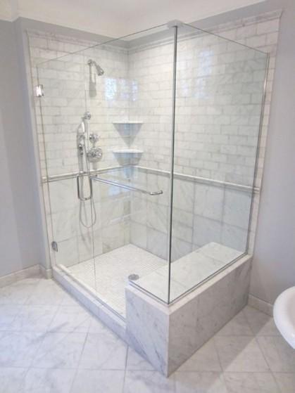 Box para Banheiro de Vidro Temperado Bom Retiro - Box de Vidro para Banheiro Verde