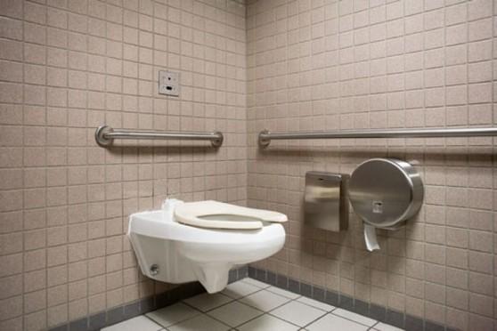 Colocação de Corrimão Inox para Banheiro Taubaté - Corrimão de Inox de Banheiro