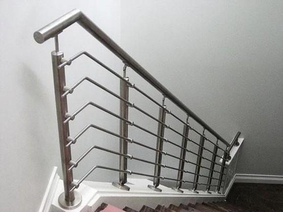 Corrimão de Aço Inox São José do Rio Preto - Corrimão de Inox para Escada