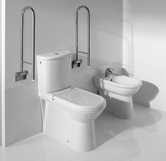 Corrimão de Alumínio para Banheiro Cananéia - Corrimão de Inox de Banheiro