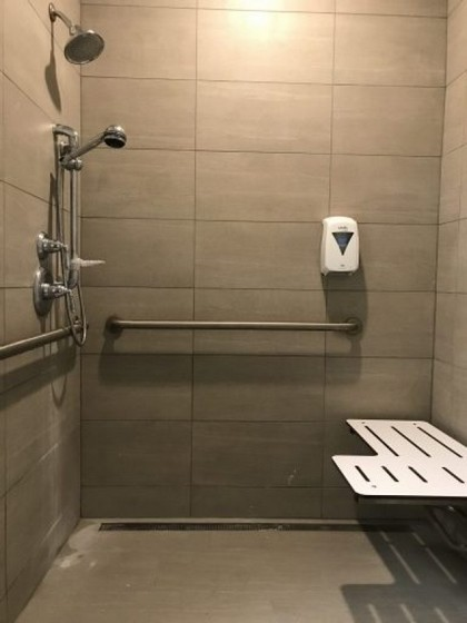 Corrimão para Banheiro de Idoso Valores República - Corrimão de Inox de Banheiro