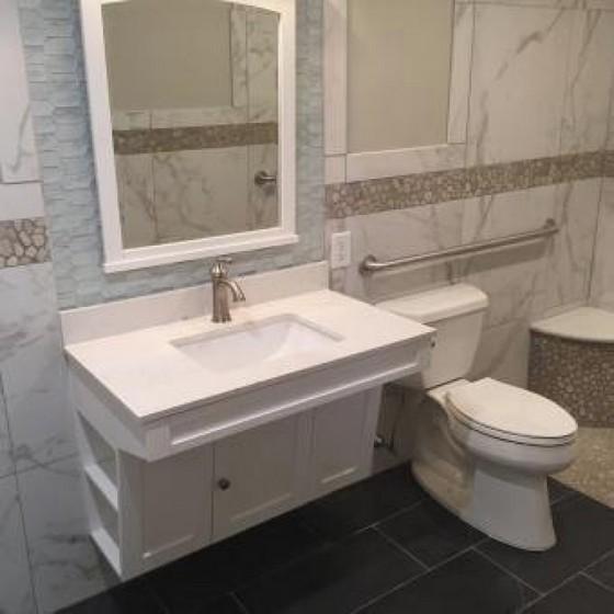Corrimãos para Banheiro Deficiente São Carlos - Corrimão de Inox de Banheiro