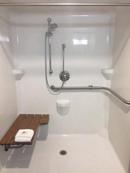 Empresas Que Fazem Corrimão para Banheiro de Idoso Campinas - Corrimão de Inox de Banheiro