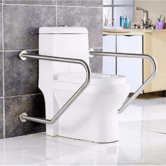 Empresas Que Fazem Corrimão para Banheiro Deficiente ABC - Corrimão de Inox de Banheiro