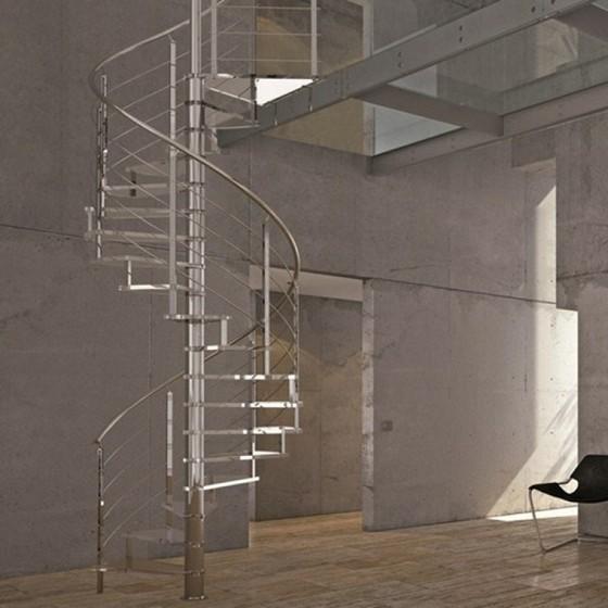 Instalação de Corrimão de Escada de Inox Poá - Corrimão de Inox com Vidro