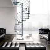 corrimão para escada de alumínio