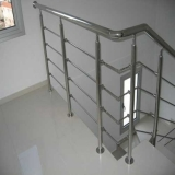 corrimãos de alumínio para escada São Vicente