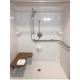 empresas que fazem corrimão de alumínio para banheiro Higienópolis