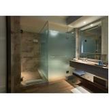 montagem de box de vidro para banheiro verde Ilha Comprida